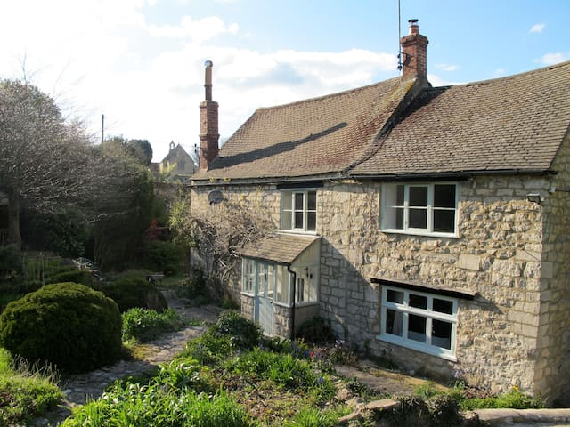 Stunning Cotswold cottage - Gloucestershire - Hus