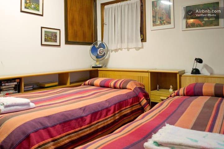 "B&B Pleris - Bedroom ""Canova"" - Pagnano - Bed & Breakfast"