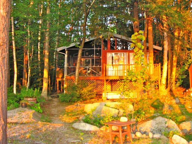 Cozy Island Cottage - Frye Island - Ö