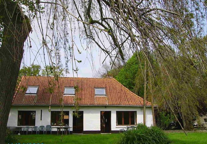 Gîte 5 pers à La Ferme de Wolphus - Zouafques - Casa