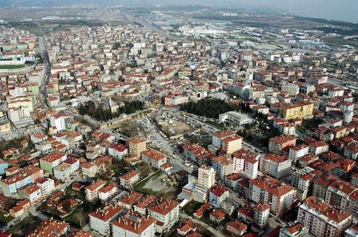Feel yourself at home - GEBZE - Daire