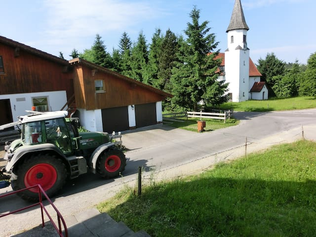 Idyllic homestead - Bachtelblick - Oy-Mittelberg - Leilighet
