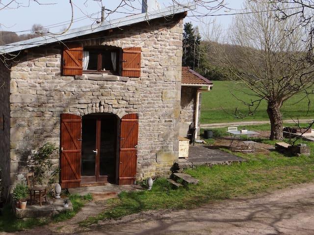 Gite de charme - Girancourt - Rumah