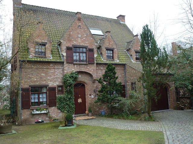 Welcome in the B&B New Trushnest - Wezembeek-Oppem - 別荘