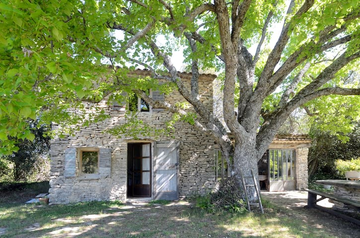 Real Provence Cottage in Luberon - Saignon - 獨棟