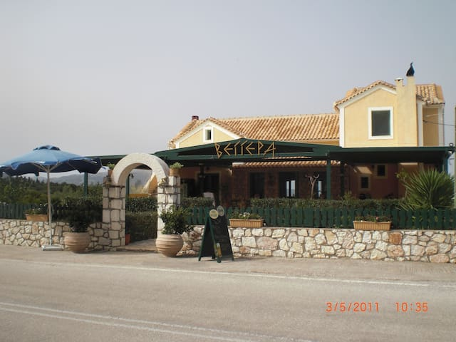 Vegera-Apartments,Kefalonia(Ap.1) - Kefalonia Prefecture - Leilighet