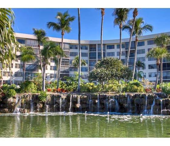 #1 Beach 2014, Siesta Key Condo - Sarasota - Appartement