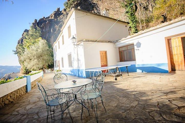 Casa Rural El Olivo. Alpujarra. - Cástaras - Casa