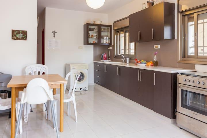 Amzing COZY apt in Abu Gosh - Abu Ghosh - Apartamento