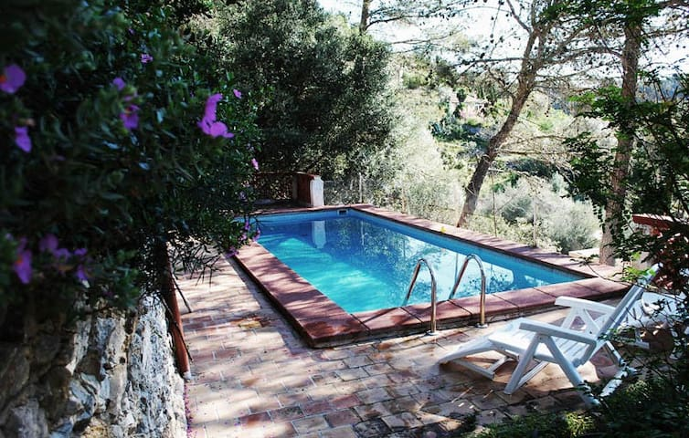 Mountain Finca with Pool - Galilea, Mallorca - Rumah