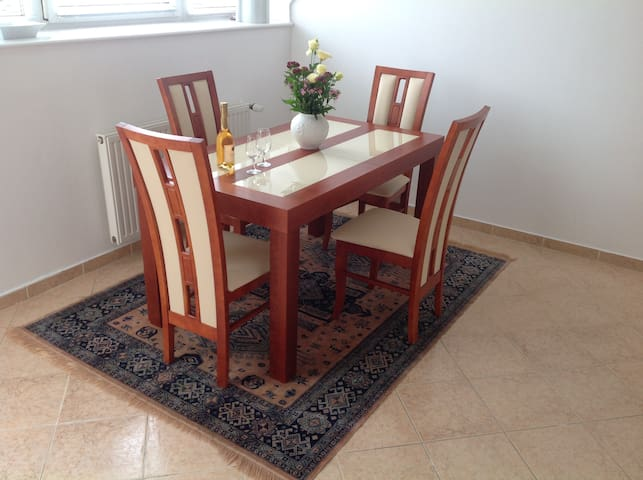 Wine tasting and active holidays  - Sárospatak - Apartamento