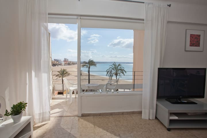 APARTMENT WITH BEATIFUL WIEWS - Can Pastilla