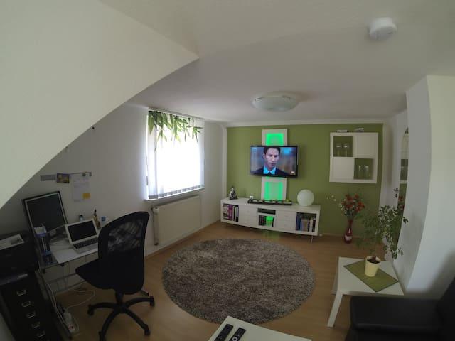 Moderne, ruhige Dachgeschosswohnung - Borken