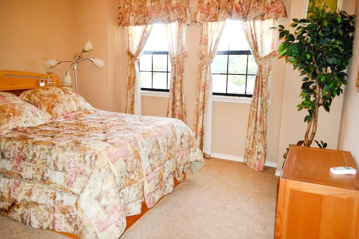 Charming room with private bathroom - Trophy Club - Casa