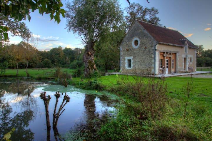 La Grange du Moulin, a magical stay - Beaumont-Village - Hus