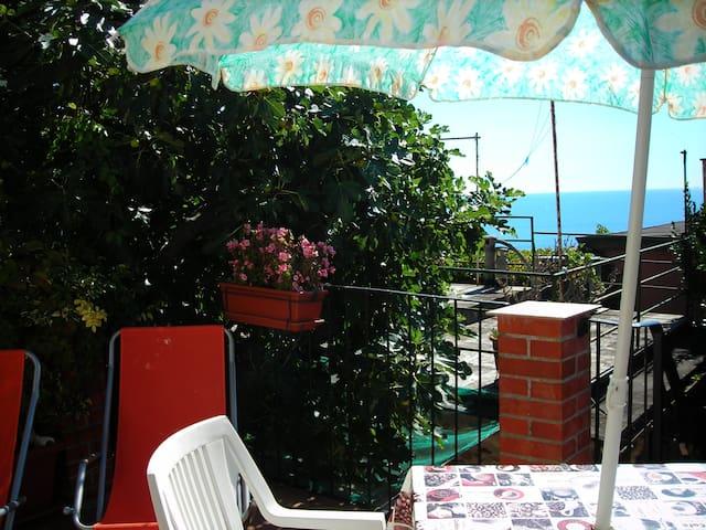 Appartamento La Casetta - Corniglia - Wohnung