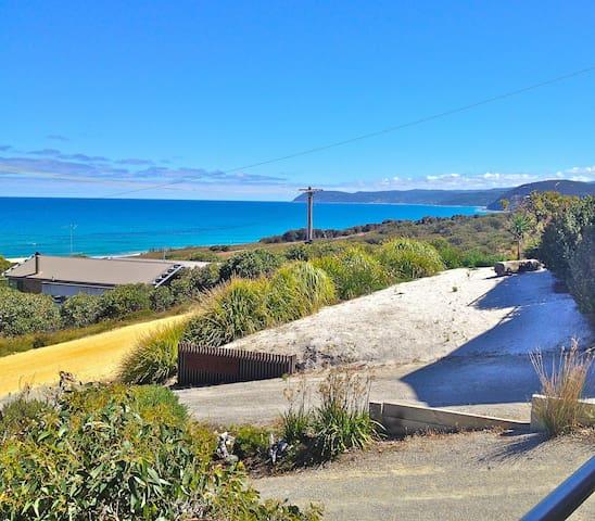 Aqua Beach House. Great Ocean Road - Moggs Creek - Haus