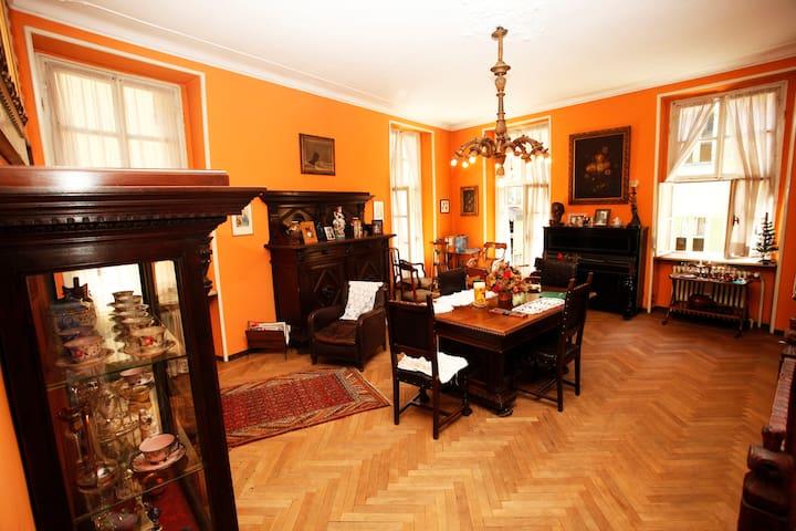 affascinante casa antica centro Bra - Bra - Appartement