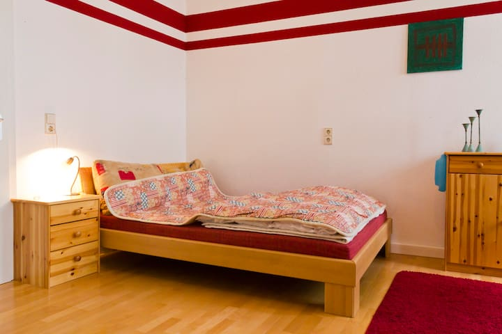 Come in, enjoy your stay in Germany - Karlsruhe - Bed & Breakfast