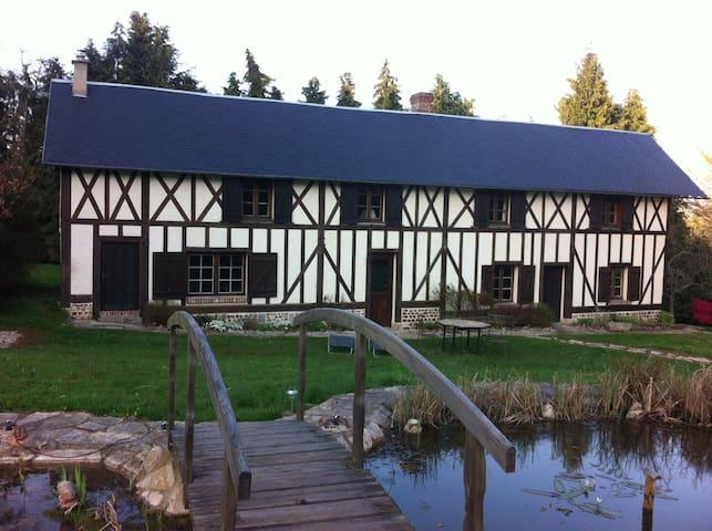 Superb family house in Normandie - Heugon - Rumah