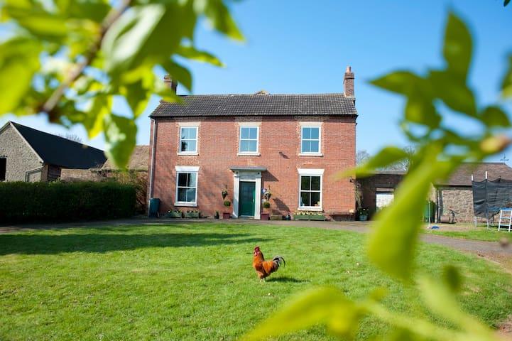 Broome Park Farm B&B, Cleobury Mortimer, Ludlow - Cleobury Mortimer - Bed & Breakfast