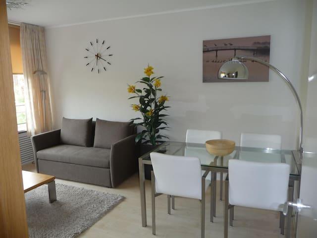 Apartment near beach and sea - Noordwijk - Lägenhet