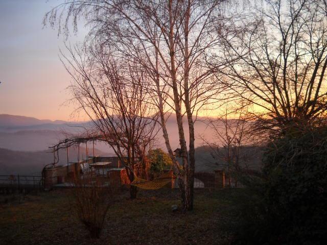 A COLOURED LIFE - Montemarzino - Hus