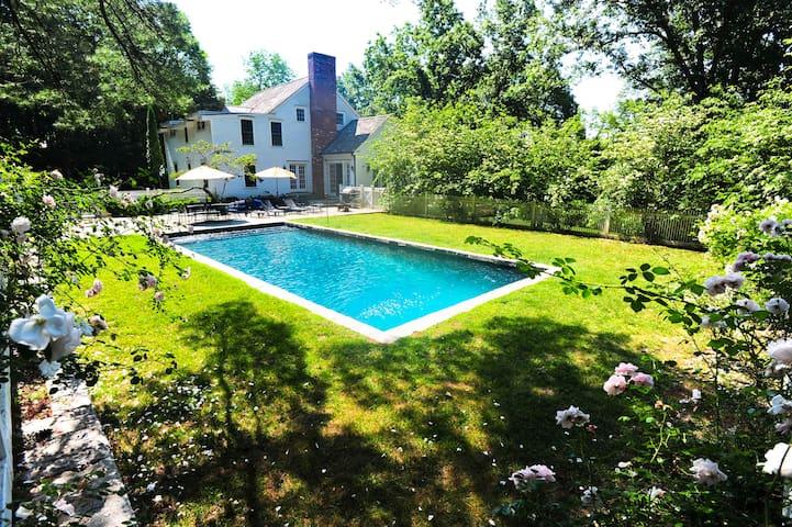Roxbury 5BR Country House w/Pool-Great Scenic Road - Roxbury - Σπίτι