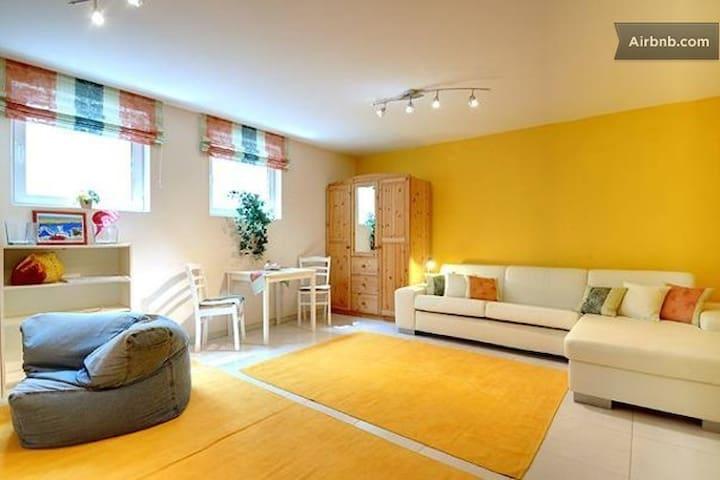 IDEAL FÜR MESSEGÄSTE - Markt Schwaben - Appartement