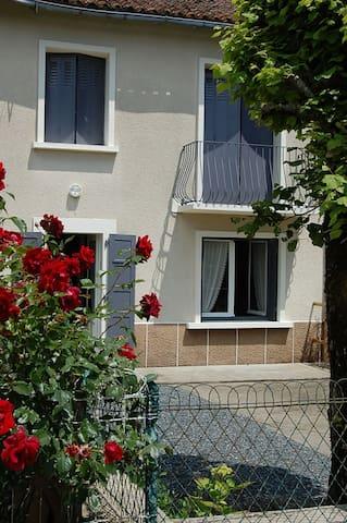 House in Vienna Limousine - Luchapt - Casa
