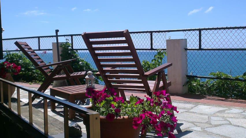 Acla Apartments a picco sul mare - マナローラ - アパート