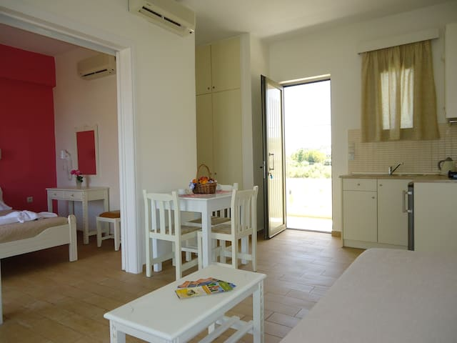 3 bed apartment-Sfakaki sea view - Rethimnon - Lägenhet