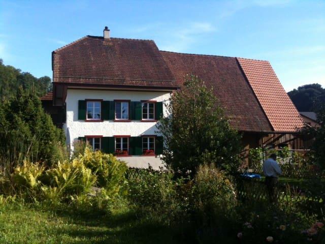 Baselworld Double Room, ensuite 5* - Tenniken - Huis