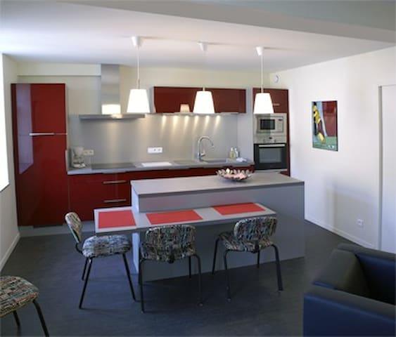 Apartement in Rosières aux Salines - Rosières-aux-Salines - Appartement