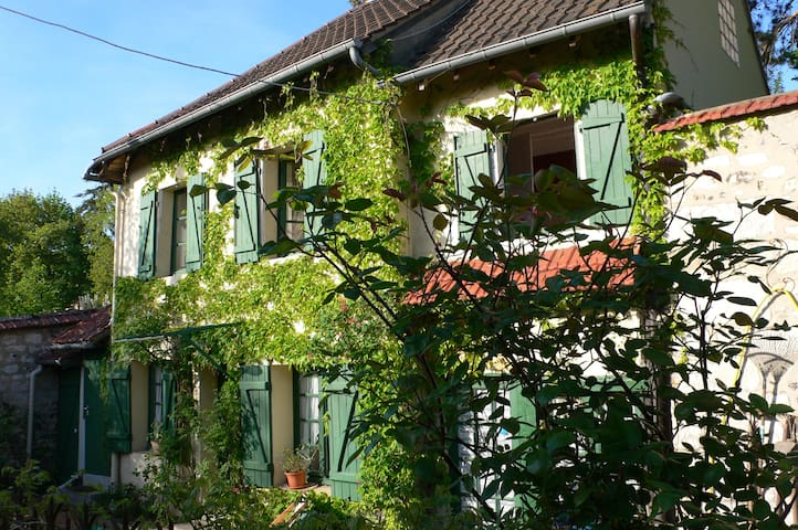 Studio Rez de jardin à Giverny    - Giverny - Casa