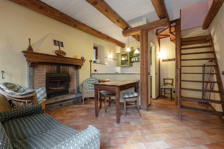 Casa Tomà: relax and tranquility - Masera - Casa