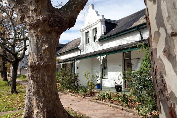 Victorian home Dorp Street room #1 - 斯泰倫博斯(Stellenbosch) - 獨棟