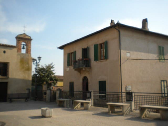 A little medieval country village - Magliano in Toscana (Grosseto) - Appartement
