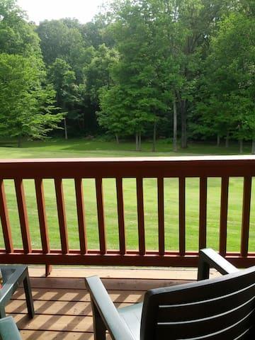 Golf Course Condo at IN State Park - Nashville - Apartmen