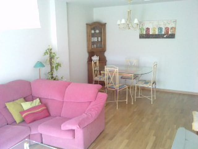 Apartamento con piscina en Navarra - Corella - Departamento