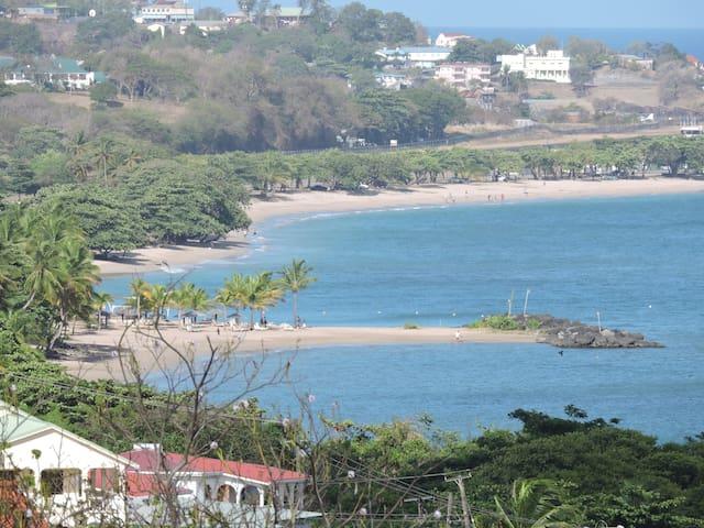 Amazing Beach View Studio Apartment - Castries City - 公寓
