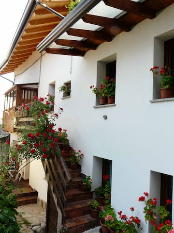 Quiet (ecological) apartment in the mountains - Sonico - Huis