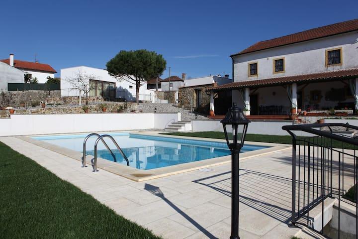 CSA - Casa da Eira - Turismo Rural - Mortágua
