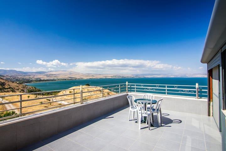Kinneret Serenity- Luxury House - Tiberias