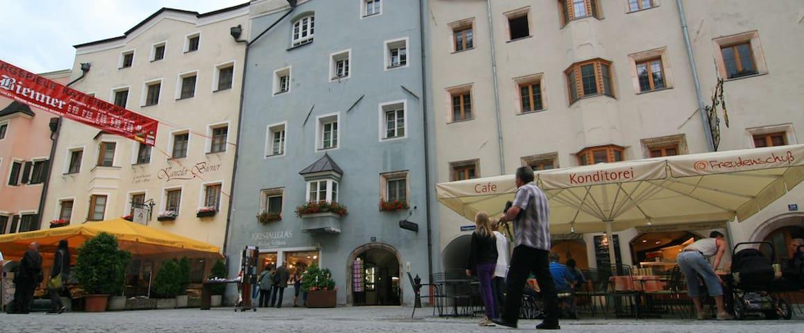 Stylish apartment in Tirol/Austria - Rattenberg - Daire