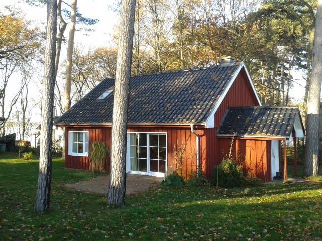Schwedenhaus am Plauer See - Alt Schwerin - Maison