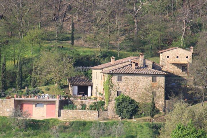 Calme et charme au coeur du Chianti - Figline Valdarno