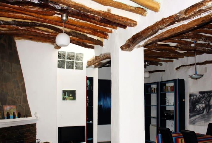 A beautiful spot in the Alpujarras 4 (La Pizarra) - Mecina Bombarón, Alpujarra de la Sierra - Apartamento