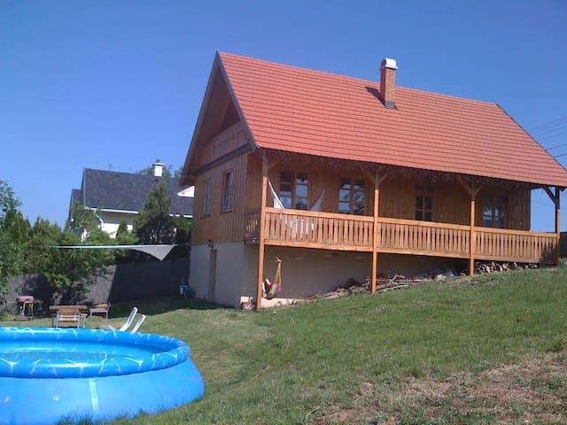 Berkenye Cottage - Berkenye