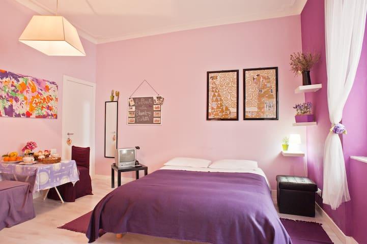 Chambre Violette (studio apt.) CA - Cagliari - Lejlighed